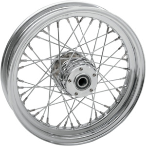 Drag Specialties 0204-0424 Replacement Laced Wheels 16x3
