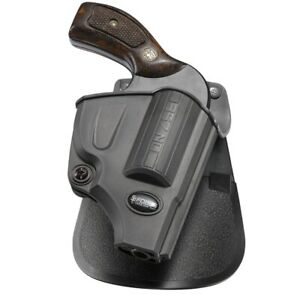 Fobus J357Nd Evolution Holster Paddle Smith And Wesson J Frame Blac