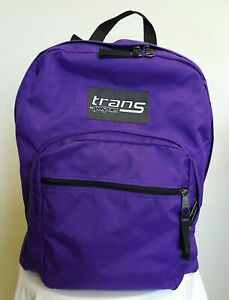Jansport Purple Backpack TM60 $20.00