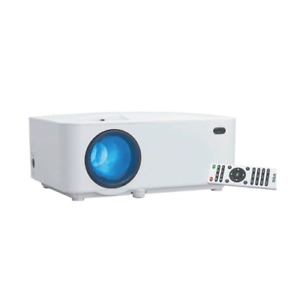 RCA 1080p Bluetooth LED Home Theater Projector RPJ104-B