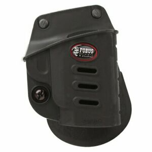 Fobus Evolution Paddle Holster Right Hand S&W Bodygaurd .380 ACP Black SWBG
