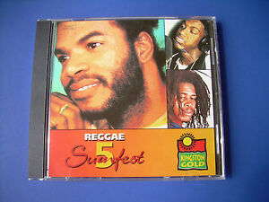 Reggae Sumfest Vol. 5 by Various Artists CD Oct 1997 BCI Music Brentwood