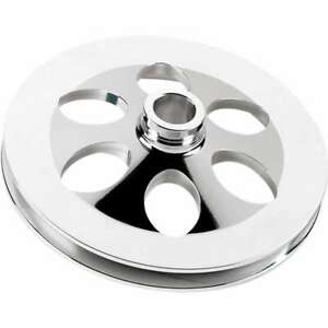 Billet Specialties 86420 Power Steering Pulley Fits Chevy V8 Engines - 6