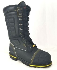Rocky HAM Boots GORE-TEX Waterproof Insulated Guard Miner Boots sz US13