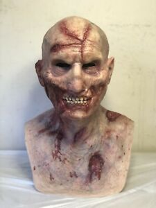 Scarewear Productions Silicone Zombie Halloween Mask NOT CFX IMMORTAL OR SPFX