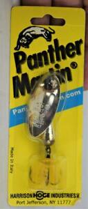 Panther Martin Made In Italy PMFASST Spinner Fishing Lure NIP