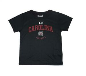 Under Armour Toddler Boys Carolina Football Short Sleeve Dry Fit Top Size 2T