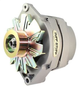 Tuff Stuff Performance 7127K6G Alternator Fits Pontiac Buick Chevrolet GMC