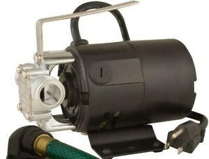 NEW 115v 120v Electric Portable Utility Water Transfer pump 4 SPARE IMPELLER **