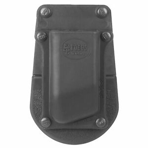 Fobus Single Magazine Pouch Paddle Holster Beretta 92/96 Black Right Hand 39019