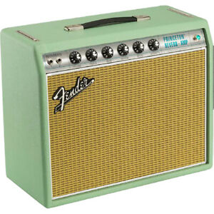 Fender FSR '68 Princeton Reverb Amp Limited to 204 Units Surf Green