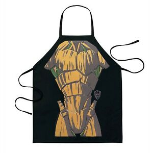 Guardians of the Galaxy I Am Groot Cooking Apron Black