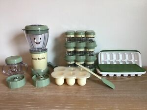 Magic Bullet Baby Bullet 52pc Baby Care System