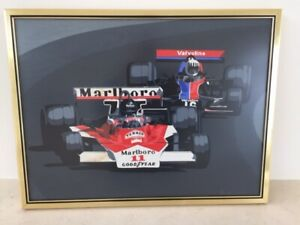 quot;Marlboroquot; Limited Edition Serigraph by Randy Owens Signed $699.00