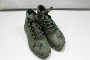 Under Armour Project Rock Men's Green Delta DNA Training Shoe 3020175-300 9.5