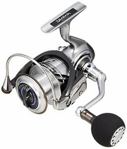 Daiwa Spinning Reel 17 Saltiga Bj Model 3500H Second-Hand Goods