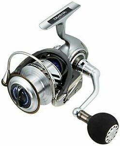 Daiwa Spinning Reel 17 Saltiga Bj Model 4000 Second-Hand Goods The Photograph