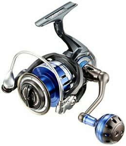 Daiwa Spinning Reel 15 Saltiga 4000H Second-Hand Goods The Photograph Is An