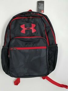 *Boys Under Armour Storm Hall of Fame Backpack Black & Red $45.00