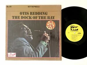 Otis Redding – The Dock Of The Bay ~ Rare 1st Monarch Label - NM Shrink