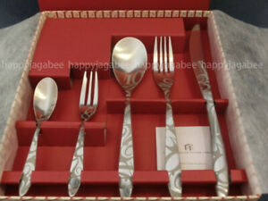 So Beautifull Frank Muller Cutlery 5 Pieces Made in Japan New