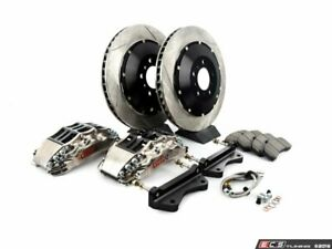 StopTech - StopTech Front 6 Piston Big Brake Kit (380x32mm) - 83.137.6800.F1