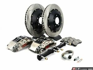 StopTech - StopTech Front 6 Piston Big Brake Kit (355x35mm) - 83.160.6D00.F1