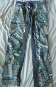 UNDER ARMOUR Women's Size 10 STORM Camo Early Season Knit Hunting Pants NEW NWT