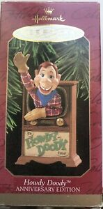 Hallmark Howdy Doody Anniversary Edition Keepsake Ornament 1997 New