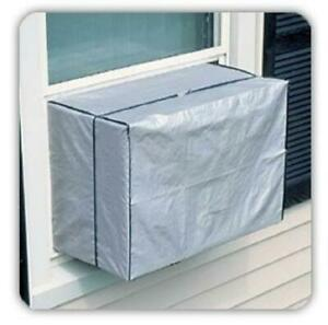 Outdoor Window AC Air Conditioner Cover for Window Units Up to 10000 BTU $12.99