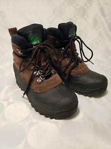 Itasca Men#x27;s Waterproof Boots Hiking Hunting Size 5