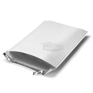 Poly Bubble Mailers Plastic Shipping Envelopes All Sizes The Boxery $29.50