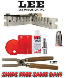 Lee 6 Cav Mold w Handles & Size and Lube Kit for 44 Spec44 Rem Mag NEW! 90227