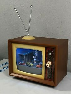 Roman Inc. Retro TV Music Box Diner Drive-in Rock Around The Clock Rare