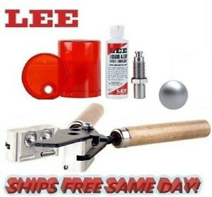 Lee 2 Cav Mold(454 Diameter) Round Ball & Sizing and Lube Kit! 90442+90056