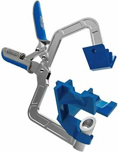 US Woodworking Corner Clamp for Kreg Jigs and 90° Corner Joints