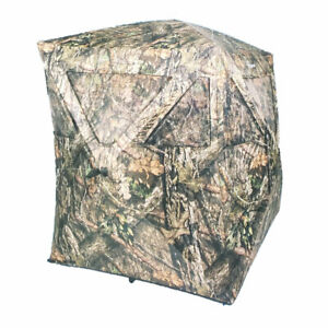 Ameristep 2 Person 5.5 Foot Big Country Hub Style Ground Hunting Blind