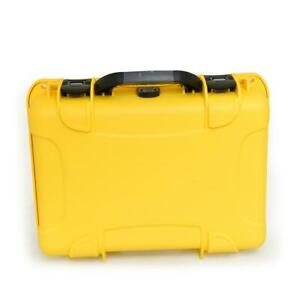 Nanuk 910 Lightweight NK 7 Resin Waterproof Protective Case Yellow SKU#1175343