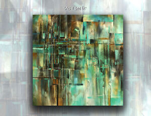 Lang Mix Abstract Art Large Giclee canvas print PAINTING Contemporary DECOR $289.00