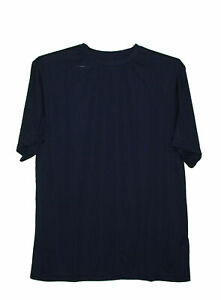 Blank Navy Blue Moisture Wicking Dry Fit Shirt $9.95