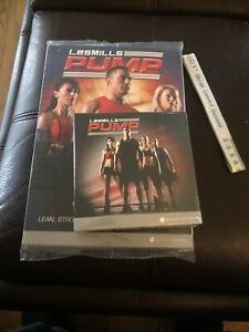 Beachbody Les Mills BODY PUMP  -Set Of 7 DVD's With Nutritional Guide Body Pump