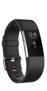 Fitbit Charge 2 HR Heart Rate Monitor Fitness Wristband Tracker
