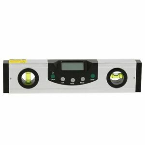 Digital Display Infrared Level Angle Ruler 600mm 4X90° Automatic Power Off