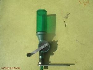 RCBS UNI-FLOW POWDER MEASURE WITH LARGE CYLINDER