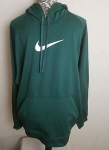 Nike Fit Size XL Pullover Hoodie Green Mens $36.44