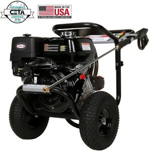 Simpson SIMPSON PS4240 4200 PSI 4.0 GPM Gas Pressure Washer Powered HONDA GX390