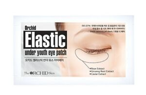 The Orchid Skin Elastic Under Youth Eye Patch 1pack 10pcs Korean Cosmetics $13.00