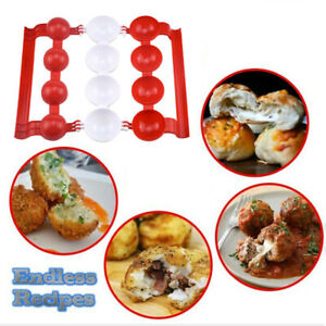 Fish Meat Balls Easy Patty Meatball Maker Scoop Baller Kitchen Tool Cooking Mold