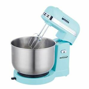 Brentwood Appliances Sm-1162bl 5-speed Stand Mixer With 3-quart Stainless Steel