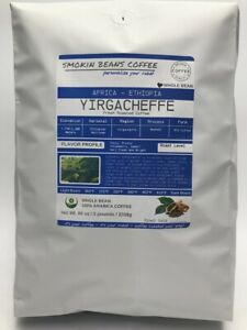 8oz/5lb - Ethiopia Yirgacheffe – African – Premium Fresh Roasted To Order Coffee